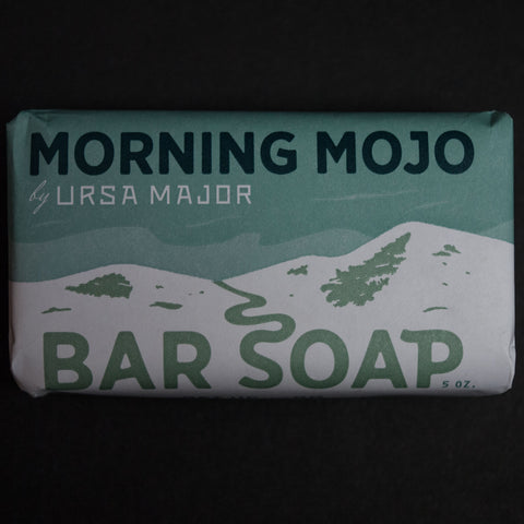 Ursa Major Morning Mojo Soap at The Lodge