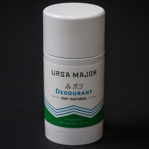 Ursa Major No B.S. Deodorant at The Lodge