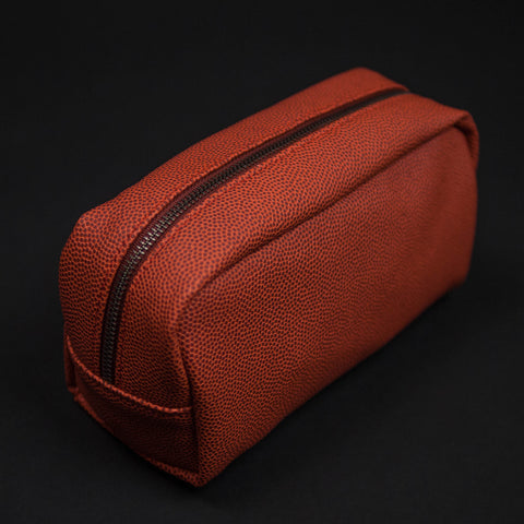 Vestige Basketball Nylon Dopp Kit at The Lodge