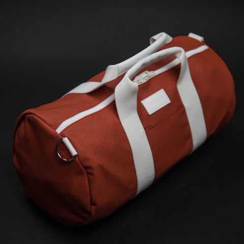 Vestige Basketball Nylon Duffel Bag at The Lodge