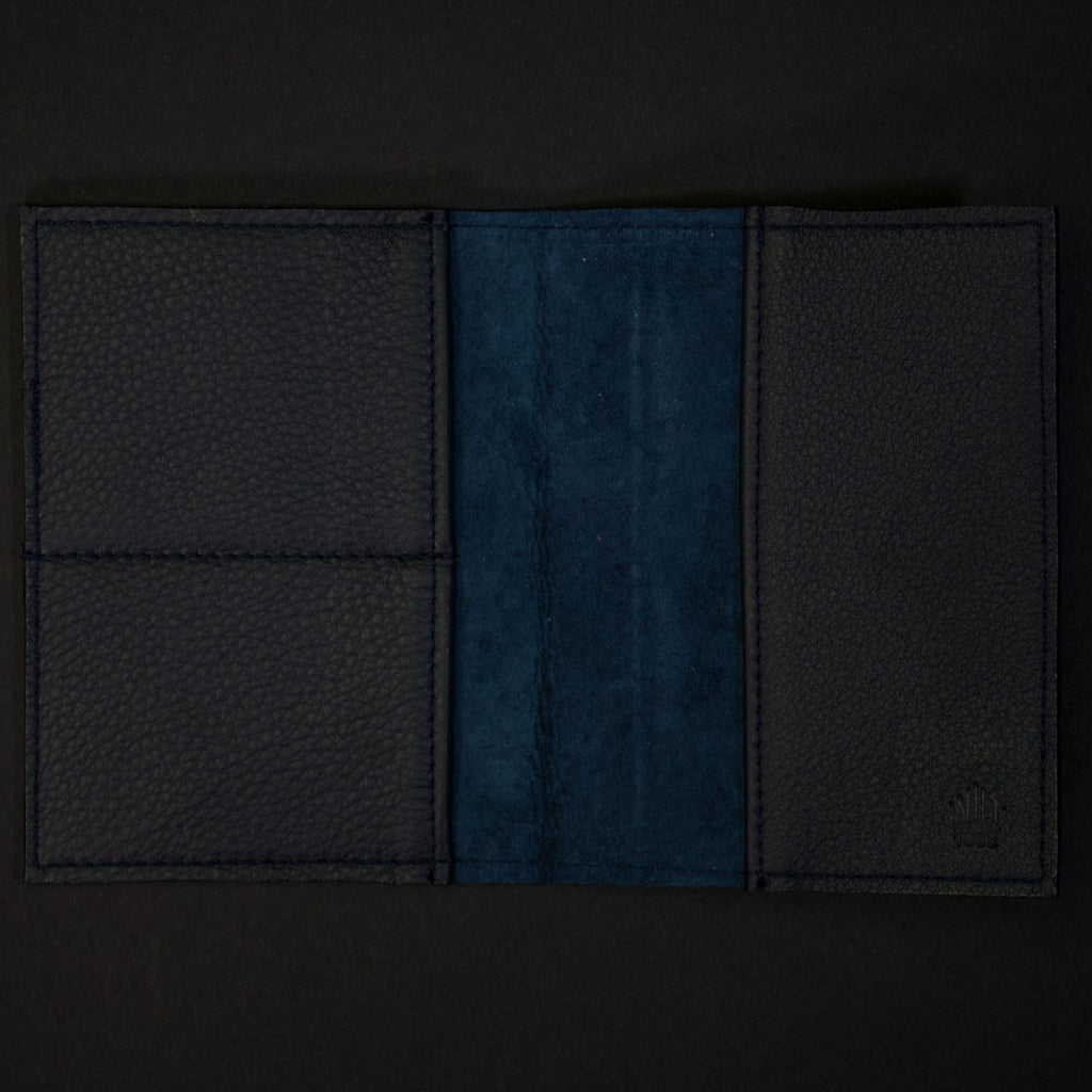 NAVY WILT 1862 THOMAS PASSPORT WALLET