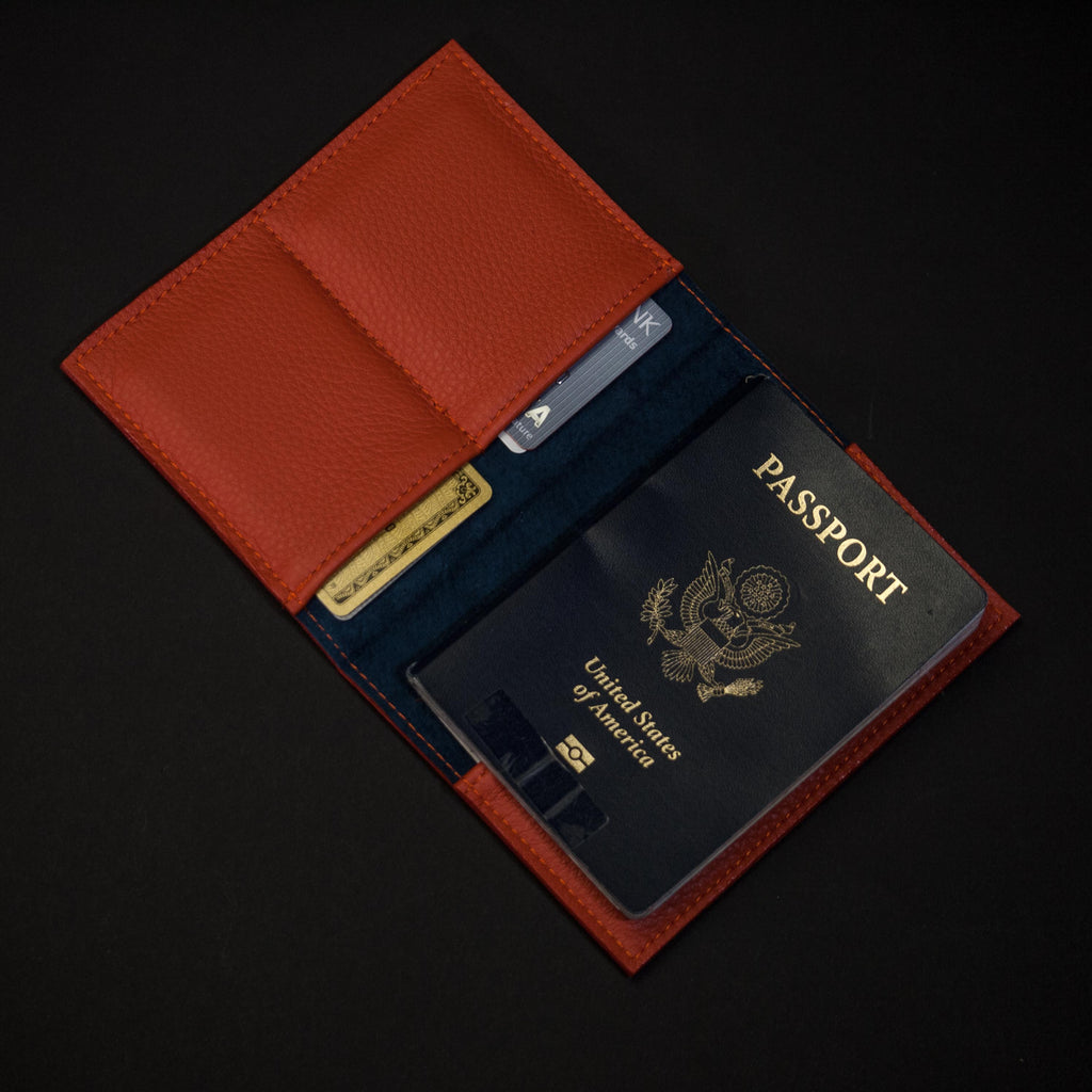 AUTUMN WILT 1862 THOMAS PASSPORT WALLET