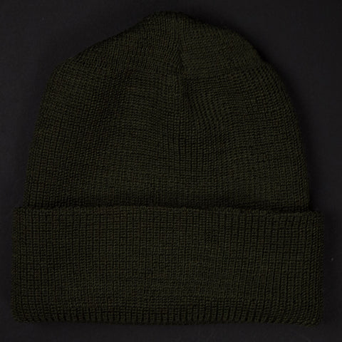 The Lodge Westpoint Military Watch Cap Olive