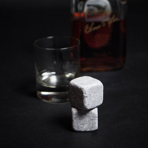WHISKEY STONES MAX SET OF 2 - THE LODGE  - 1
