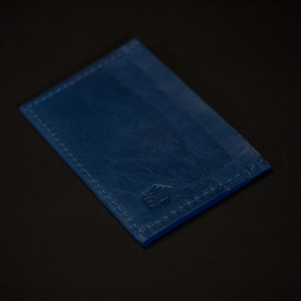 OCEAN DAVIS SLIM CARD LEATHER WALLET