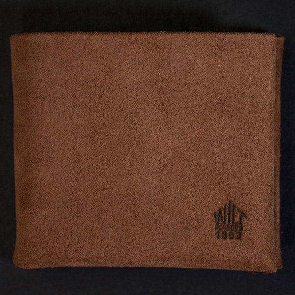 Wilt 1862 Brown Suede at The Lodge Man Shop