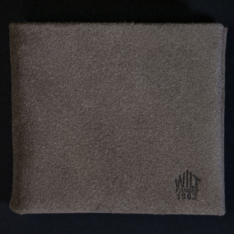 Wilt 1862 Fog Grey Suede at The Lodge Man Shop