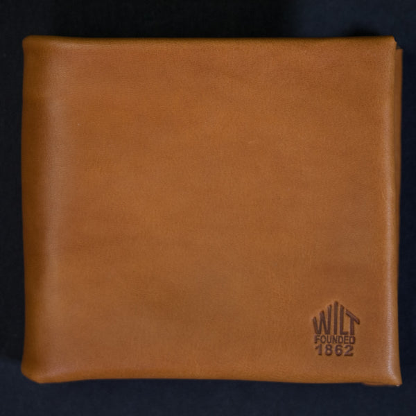 Wilt 1862 Hickory Tan Soft Leather Billfold at The Lodge