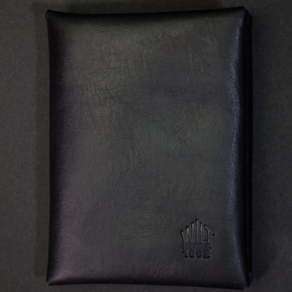 Wilt 1862 Bucktown Card Wallet Black at The Lodge