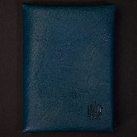 Wilt 1862 Evanston Blue Bucktown Card Wallet at The Lodge