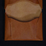 HICKORY WILT 1862 BUCKTOWN LEATHER CARD WALLET