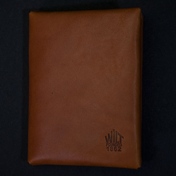 Wilt 1862 Bucktown Card Wallet Hickory at The Lodge