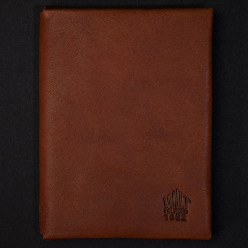 Wilt 1862 Bucktown Card Wallet Whiskey at The Lodge