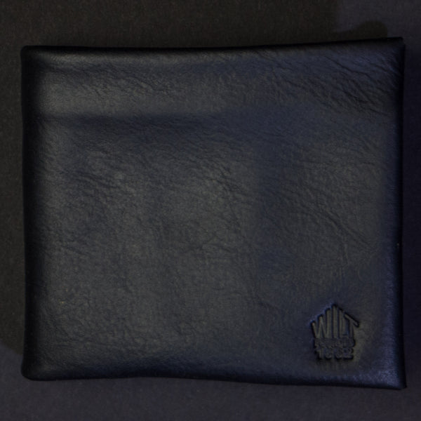 Wilt 1862 Black Soft Leather Billfold at The Lodge