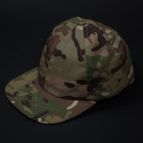 The Lodge Woodland Camo Baseball Hat at The Lodge