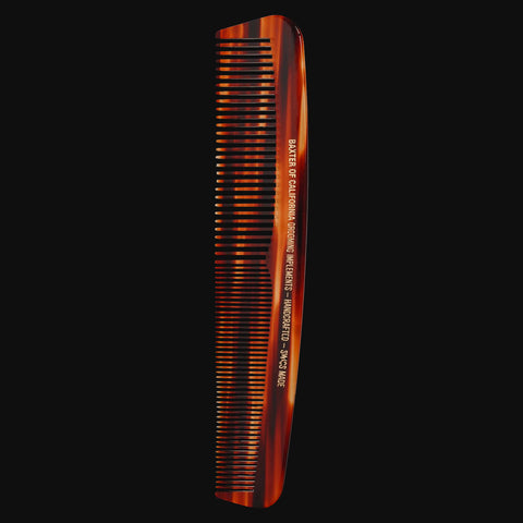 BAXTER LARGE TORTOISE SHELL COMB - THE LODGE - 1