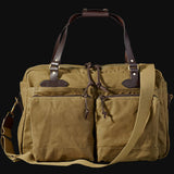 Filson 48-Hour Duffel Bag Tan Tin Cloth