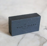 The Rich + Clean Japanese Peppermint Soap at The Lodge