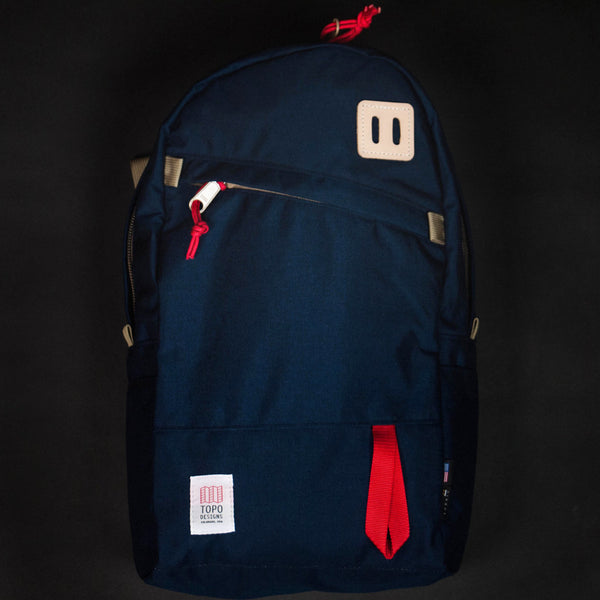 Topo Designs Daypack Navy Backpack