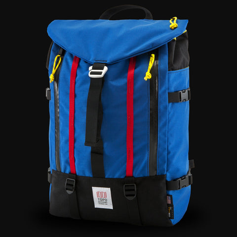 Topo Designs Mountain Pack Backpack Royal Blue
