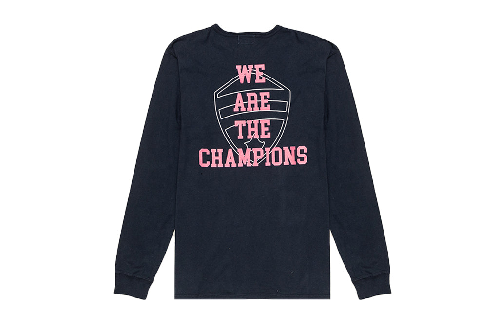 We Are The Champions LS Tee