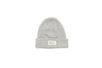 Ivey League Design x Champion - Grey Ribbed Knit Cap
