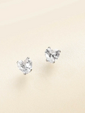 """Piece Of My Heart"" Stud Earrings"