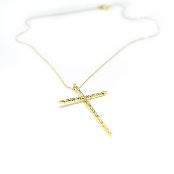 Pray On It Necklace