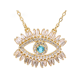 All Eyes On You Necklace