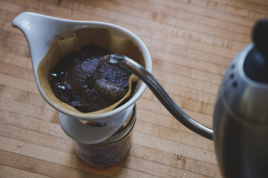 Brew Guide: How to Use a Pour Over Coffee Maker