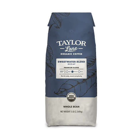 5lb Sweetwater Blend Decaf
