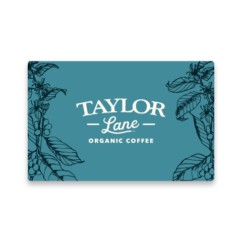 Taylor Lane gift card (for online purchases only)
