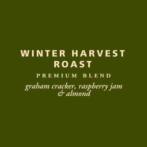 Organic Winter Harvest Roast