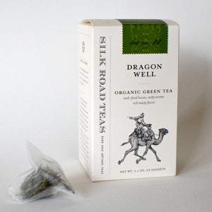 Dragon Well Organic Green Tea