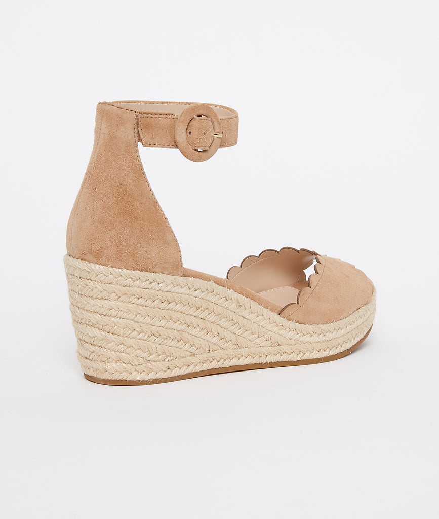 Krisa Wedge - Latte