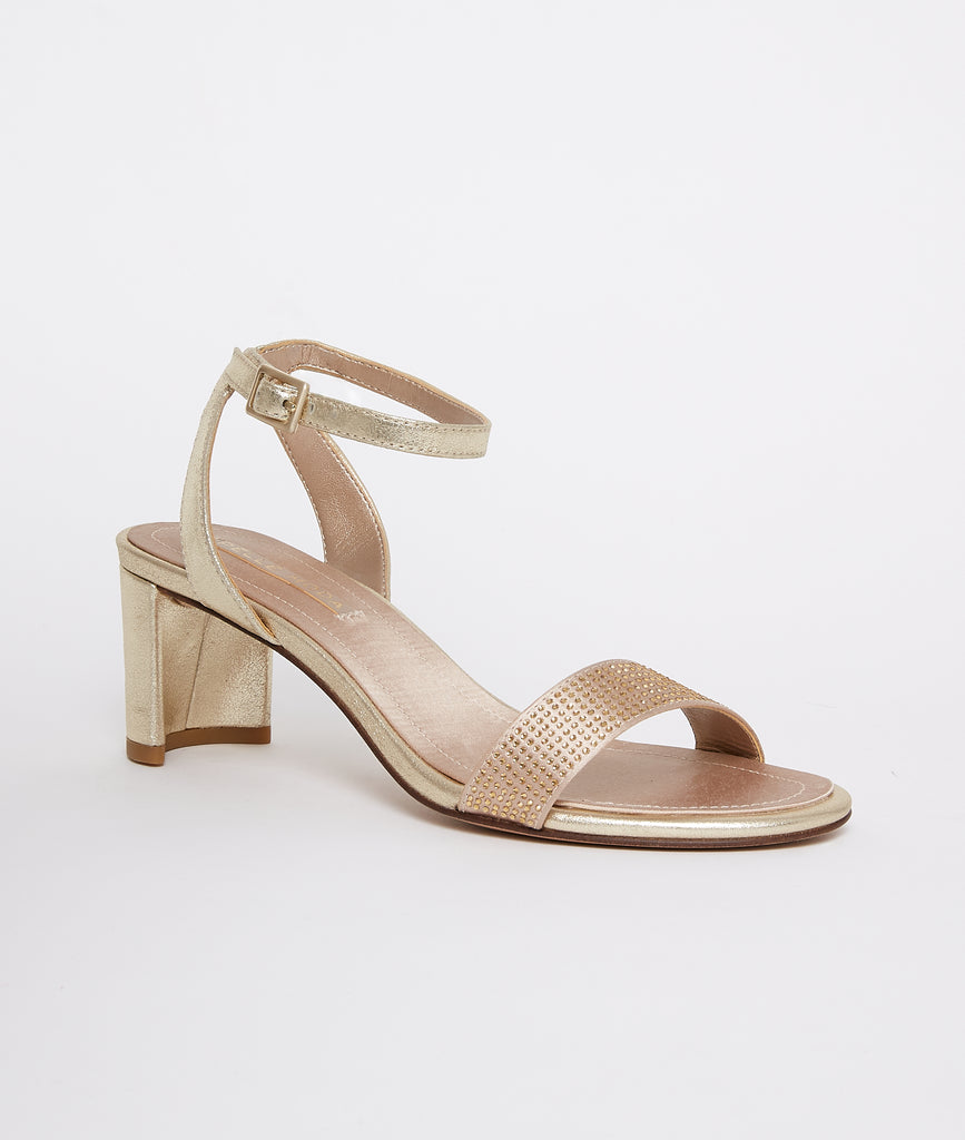 Moira Low Heel - Gold