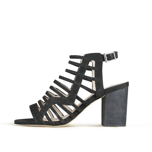 Bonitta (Black / Nubuck) - 40% Off