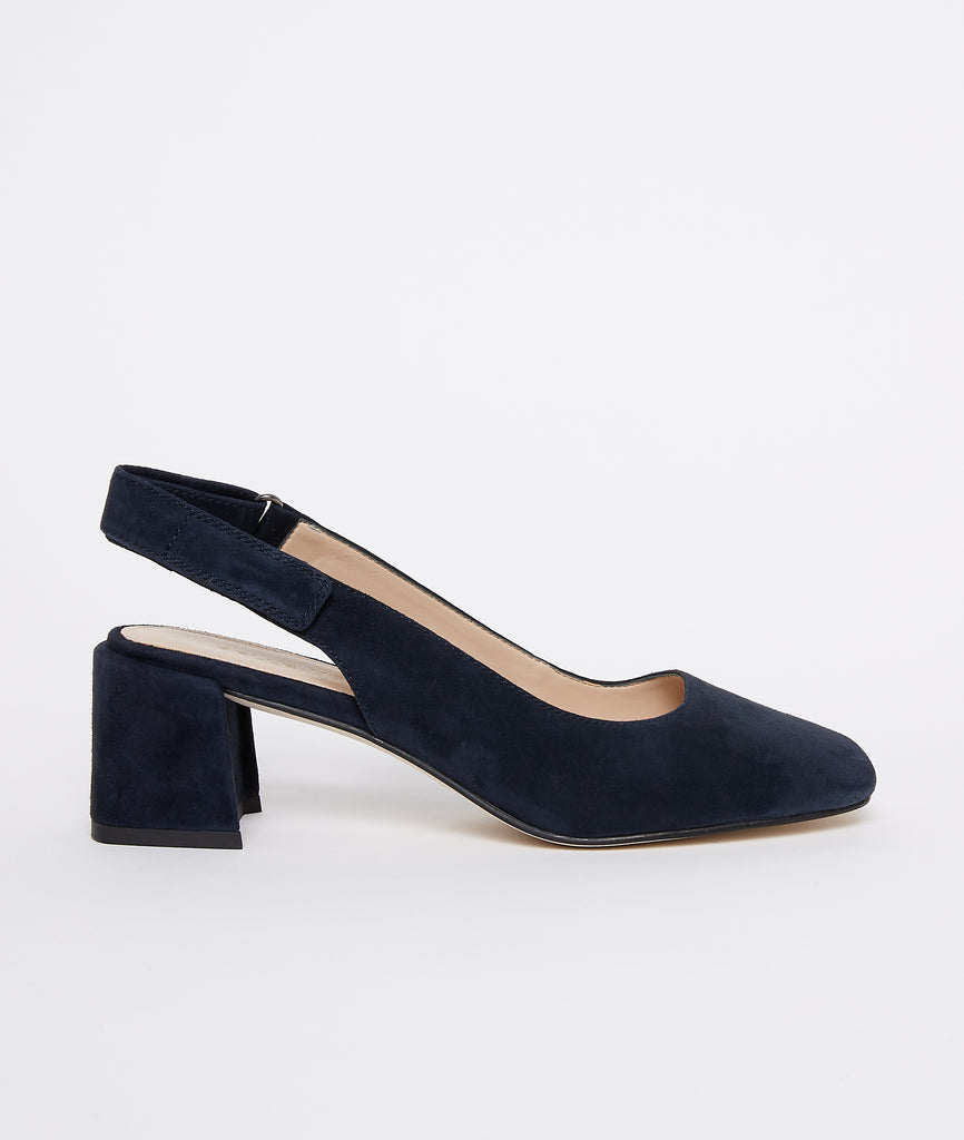 Pelle Moda - Alek Low Heel - Midnight