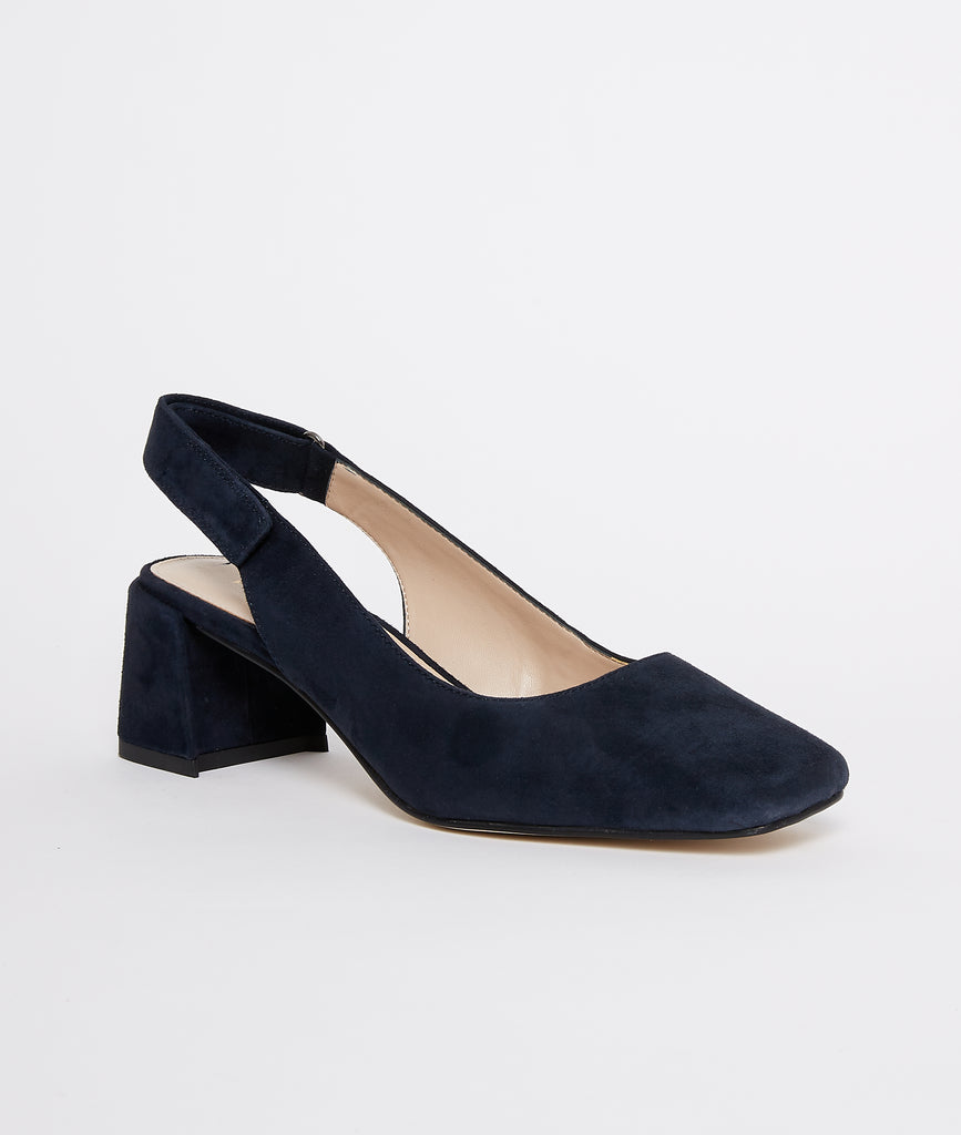 Alek Low Heel - Midnight