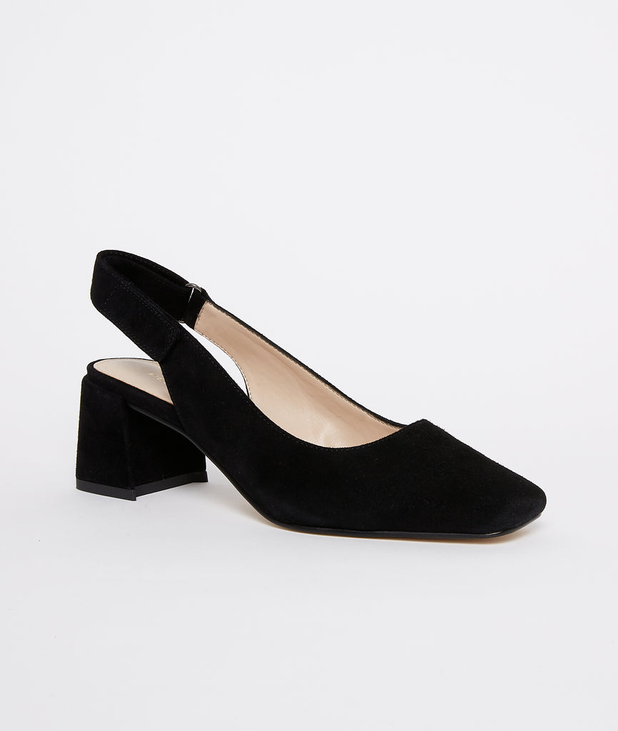 Alek Low Heel - Black