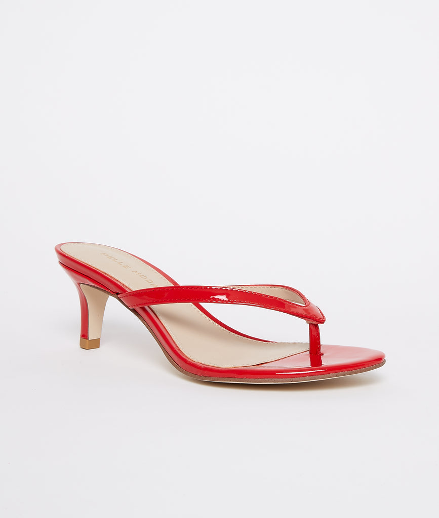Effi 4 Low Heel - Flame