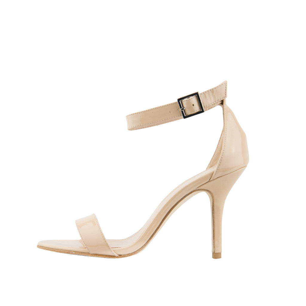 Kacey 2 (Nude / Patent Leather)