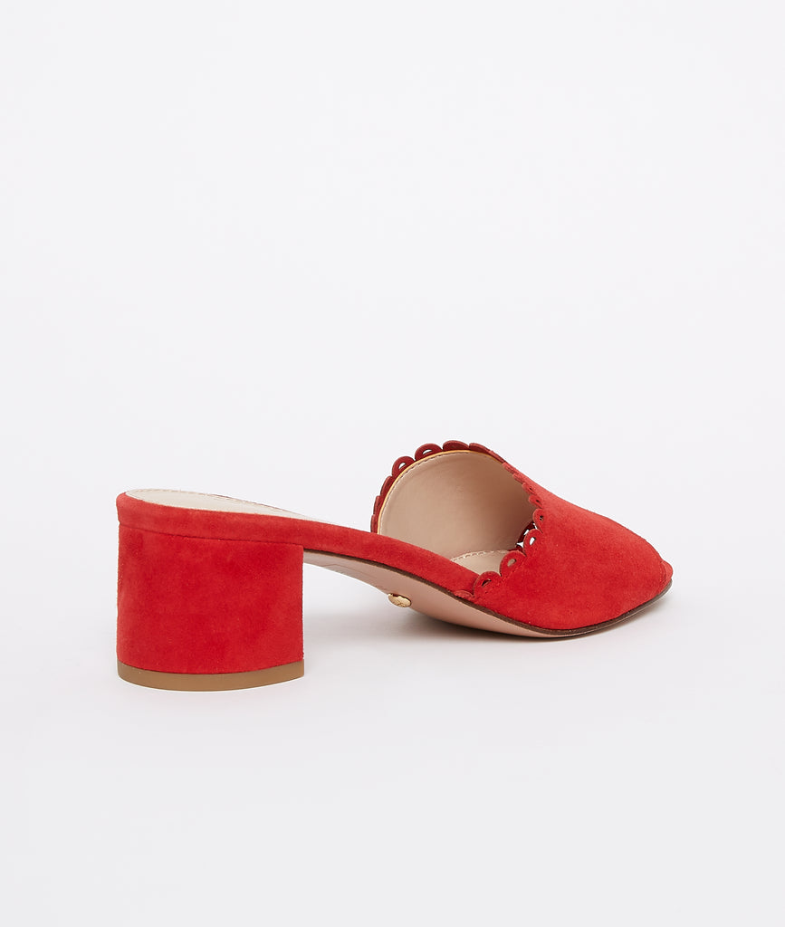 Rayna Slip On - Flame