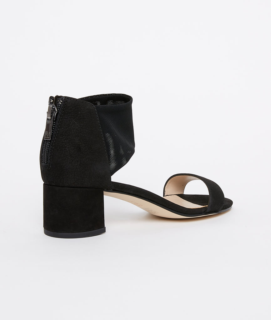 Rachel Block Heel - Black