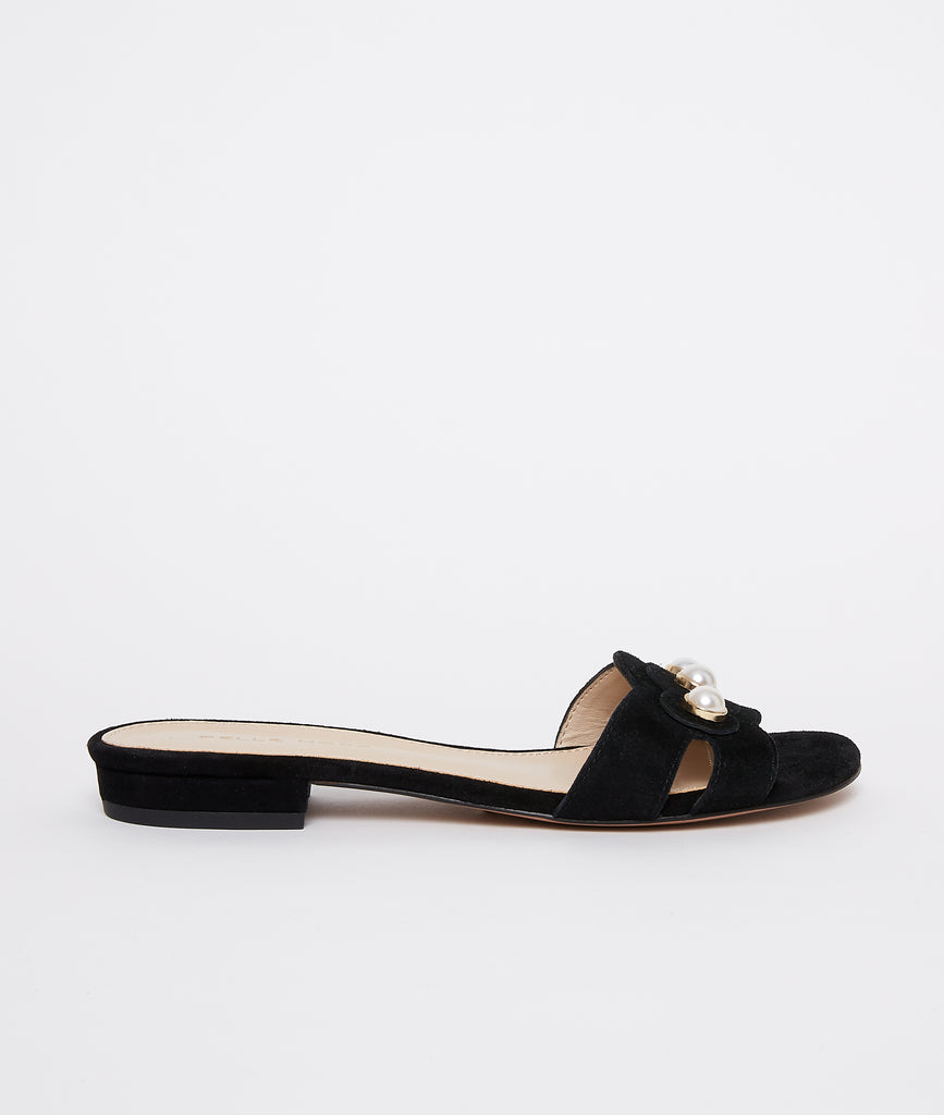 PELLE MODA - Barton Slip On - Black