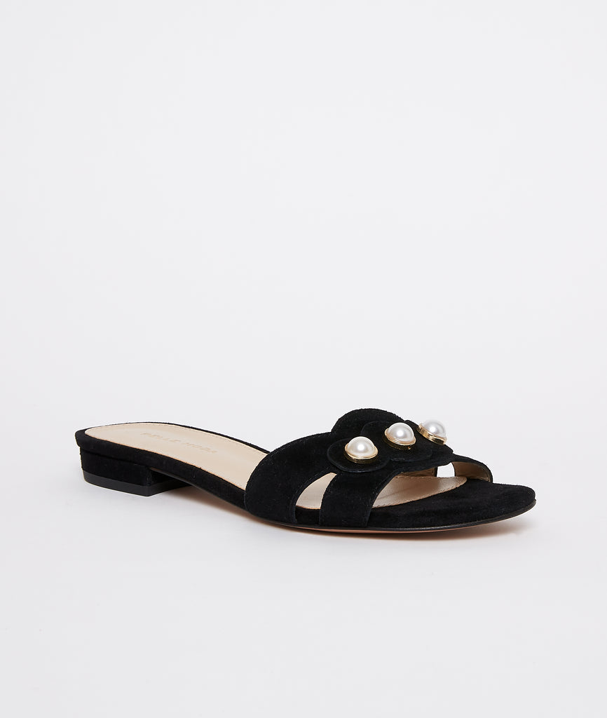 Barton Slip On - Black