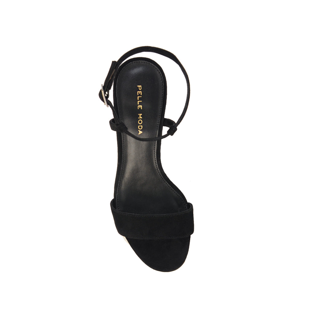 Alicia 3 (Black / Kid Suede) 25% Off