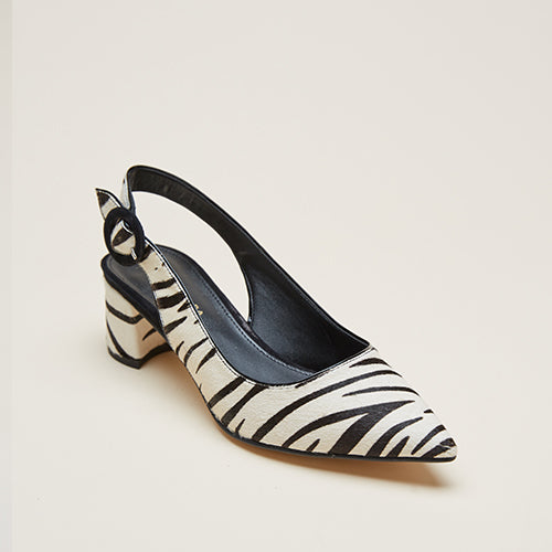Autumn 2 (Zebra Print / Calf Hair)