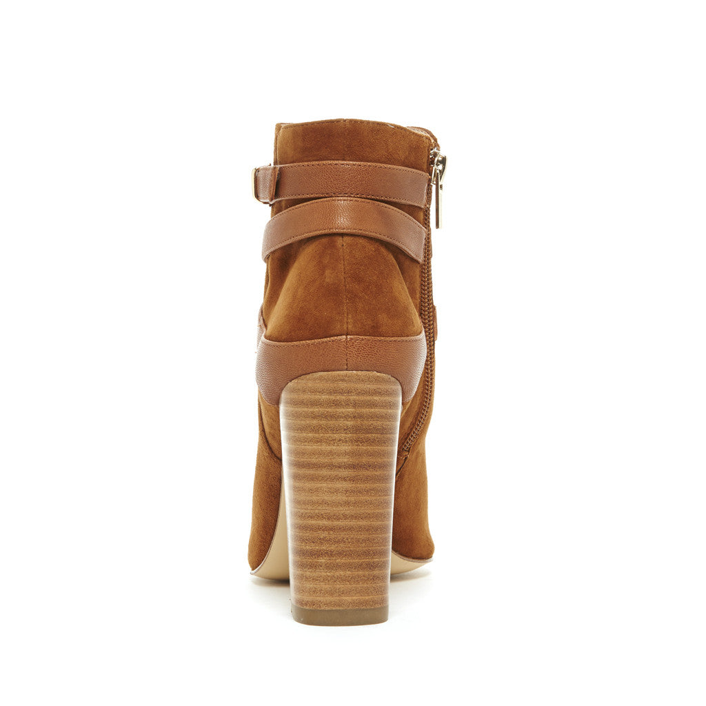 Adrina (Cognac / Kid Suede / Tumbled Leather)