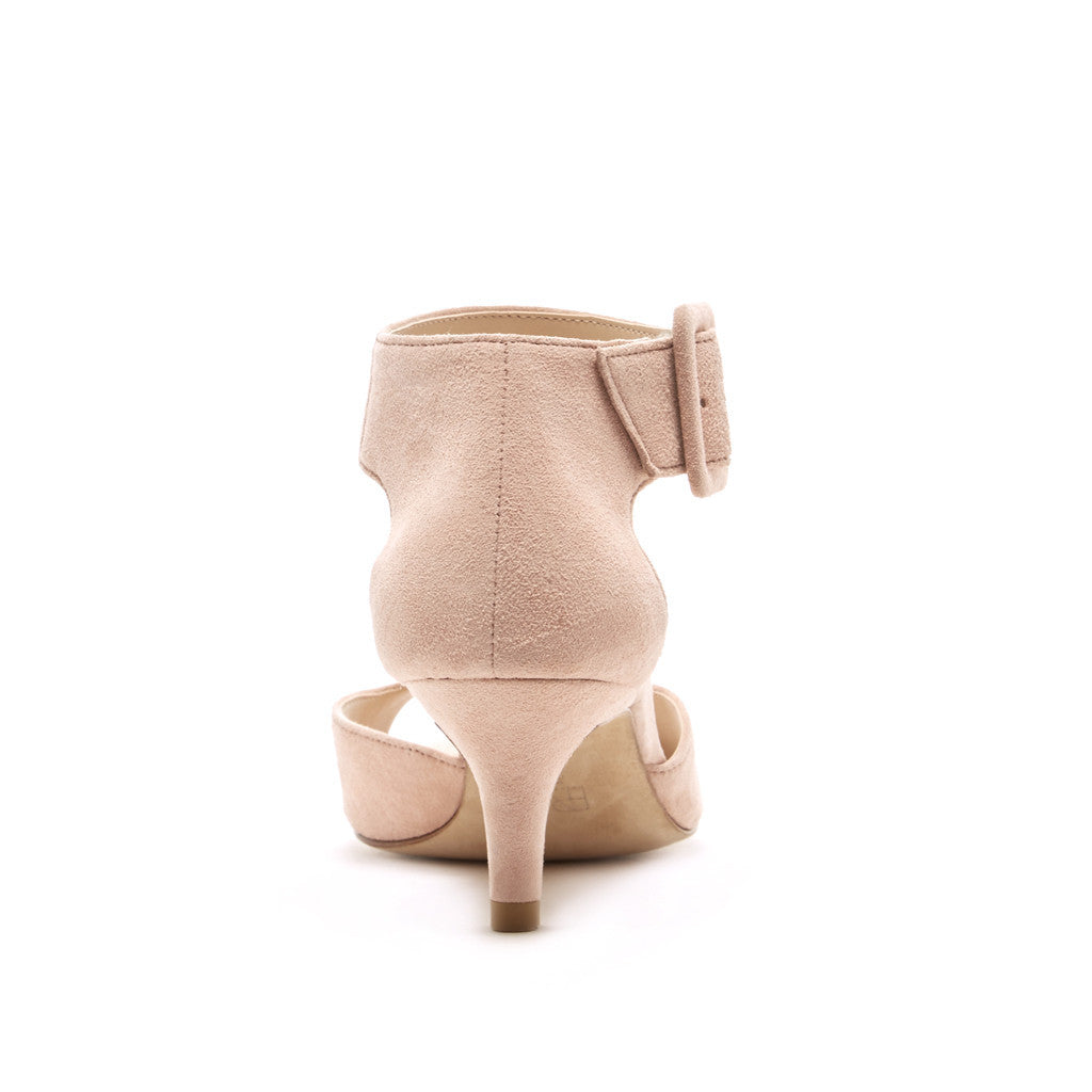 Berlin (Pale Pink / Kid Suede) - Pellemoda.us  - 2